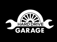 Hard drive garage Logo - Entry #73