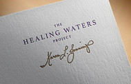 The Healing Waters Project Logo - Entry #10