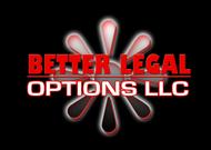 Better Legal Options, LLC Logo - Entry #48