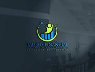 "Taurus Financial (or just ""Taurus"") Logo - Entry #247"