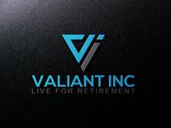 Valiant Inc. Logo - Entry #331