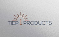 Tier 1 Products Logo - Entry #13