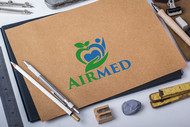 Airmed Logo - Entry #134