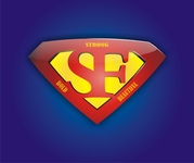 Superman Like Shield Logo - Entry #41