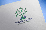 Mater Amoris Montessori School Logo - Entry #712