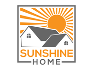 Sunshine Homes Logo - Entry #201
