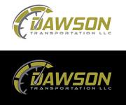 Dawson Transportation LLC. Logo - Entry #94