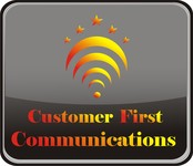 Customer First Communications Logo - Entry #44