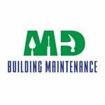 MD Building Maintenance Logo - Entry #111
