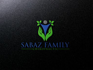 Sabaz Family Chiropractic or Sabaz Chiropractic Logo - Entry #183