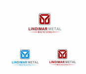 Lindimar Metal Recycling Logo - Entry #371
