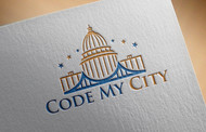 Code My City Logo - Entry #8