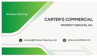Carter's Commercial Property Services, Inc. Logo - Entry #1