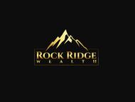 Rock Ridge Wealth Logo - Entry #324