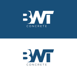 BWT Concrete Logo - Entry #429
