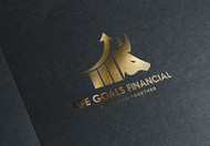 Life Goals Financial Logo - Entry #128