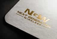 Next Generation Wireless Logo - Entry #213