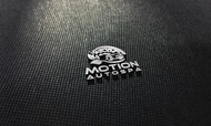 Motion AutoSpa Logo - Entry #110