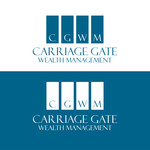 Carriage Gate Wealth Management Logo - Entry #8