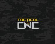 Tactical CNC Logo - Entry #58