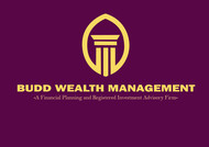Budd Wealth Management Logo - Entry #475