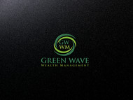 Green Wave Wealth Management Logo - Entry #423