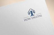 How Digital Logo - Entry #104