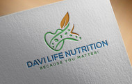 Davi Life Nutrition Logo - Entry #527