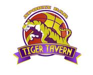 Tiger Tavern Logo - Entry #42