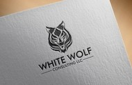 White Wolf Consulting (optional LLC) Logo - Entry #534