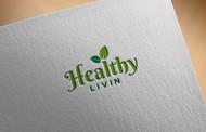 Healthy Livin Logo - Entry #49
