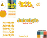 JuiceLyfe Logo - Entry #312