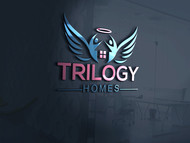 TRILOGY HOMES Logo - Entry #214