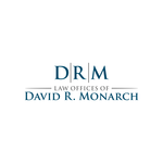 Law Offices of David R. Monarch Logo - Entry #110