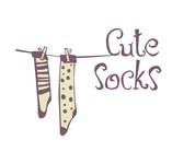 Cute Socks Logo - Entry #94