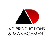 Corporate Logo Design 'AD Productions & Management' - Entry #20