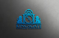 Kingsgate Real Estate Logo - Entry #92