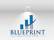 Blueprint Wealth Advisors Logo - Entry #98