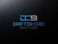 Drifter Chic Boutique Logo - Entry #389