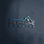 Reimagine Roofing Logo - Entry #216