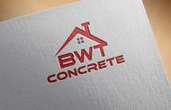 BWT Concrete Logo - Entry #316