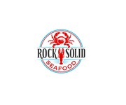 Rock Solid Seafood Logo - Entry #107