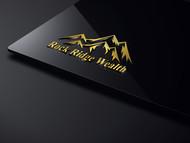 Rock Ridge Wealth Logo - Entry #207