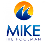 Mike the Poolman  Logo - Entry #140