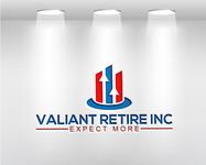 Valiant Retire Inc. Logo - Entry #231