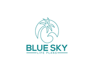 Blue Sky Life Plans Logo - Entry #431