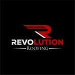 Revolution Roofing Logo - Entry #343