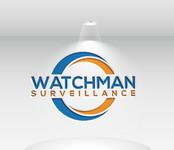 Watchman Surveillance Logo - Entry #197