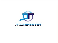 J.T. Carpentry Logo - Entry #40