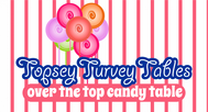 Topsey turvey tables Logo - Entry #47